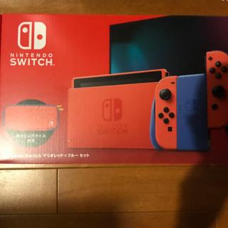 Nintendo Switch - Nintendo Switch 新品 本体 35周年限定マリオ ジョイコンなし