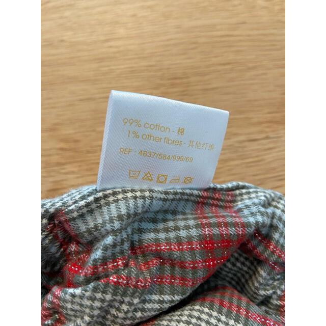 ZARA KIDS(ザラキッズ)の【美品】ZARA ロンパース 74cm 6ヶ月〜9ヶ月 キッズ/ベビー/マタニティのベビー服(~85cm)(ロンパース)の商品写真