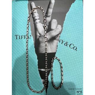 Tiffany & Co. - ティファニー Tチェーン ネックレス ブレスレット