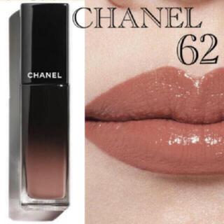 CHANEL - CHANEL シャネル ルージュアリュールラック 62 スティル