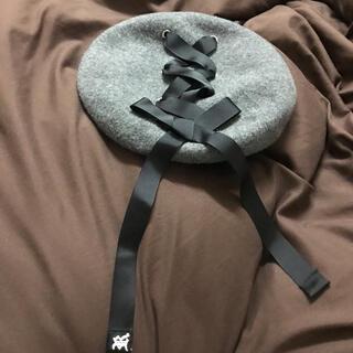 ロデオクラウンズ(RODEO CROWNS)のベレー帽(ハンチング/ベレー帽)