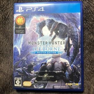 PlayStation4 - PS4 MHW:アイスボーン マスターエディション