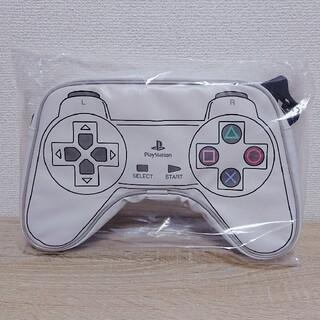 プレイステーション(PlayStation)の初代 プレステ PlayStation ショルダーバッグ グレー!!(その他)