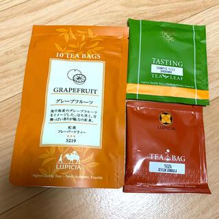 ルピシア(LUPICIA)のLUPICIA グレープフルーツ ティーバックタイプ(茶)