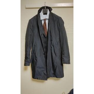 ビームス(BEAMS)のリングジャケット ネイビー チェスターコート46 スプリングコート(チェスターコート)
