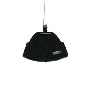 PEACEMINUSONE - PMO KNIT CAP #5 BLACK 正規品peaceminusone