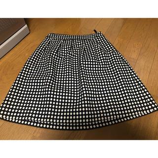 クミキョク(kumikyoku(組曲))の組曲 ドットスカート(ひざ丈スカート)