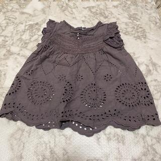 petit main - 子供服、女の子用(petit main サイズ:90)