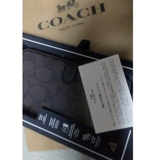 コーチ(COACH)のCOACHiPhoneケース(モバイルケース/カバー)
