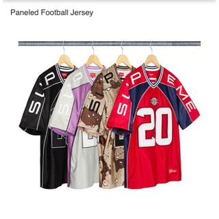 Supreme - Supreme Paneled Football Jersey 20fw 新品