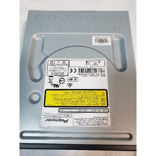 パイオニア(Pioneer)のPioneer BDR-209XJB BD/DVDライター ドライブ(PC周辺機器)