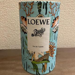 ロエベ(LOEWE)のLOEWE オードトワレ パウラズ・イビザ(香水(女性用))
