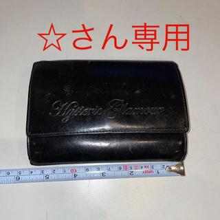 ヒステリックグラマー(HYSTERIC GLAMOUR)のhysteric glamor 2つ折り財布(折り財布)