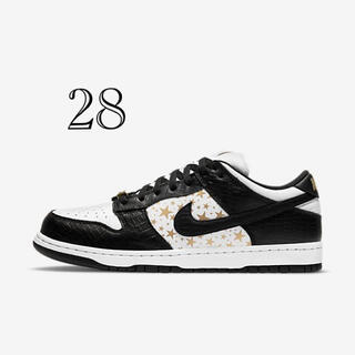 Supreme - Supreme Nike SB Dunk Low シュプリーム ダンク黒 28