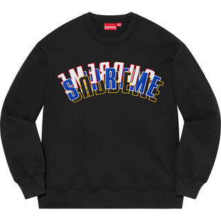 Supreme - supreme Stacked Crewneck XL