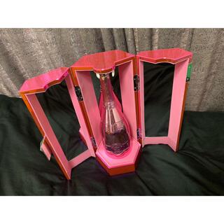 アルマンドバジ(Armand Basi)のエンジェルシャンパン ヴィンテージ ピンクANGEL PINK (空瓶付き!)(シャンパン/スパークリングワイン)