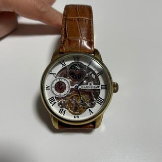 アーンショウ(EARNSHAW)のEARNSHAW 腕時計(腕時計(アナログ))