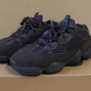 adidas - ADIDAS YEEZY 500  UTILITY BLACK 26㎝