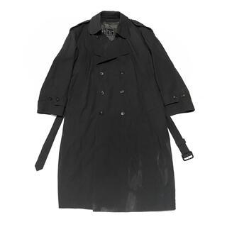 Christian Dior - 1980's 初期 Dior ディオール トレンチ コート ジャケット 古着