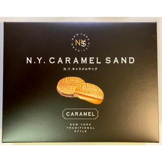 東京限定 NYC.SAND ニューヨークキャラメルサンド 8個入 送料無料(菓子/デザート)