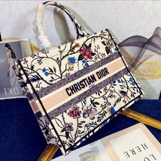 Christian Dior - ディオール ブックトート ローザムタビリスChristian Dior