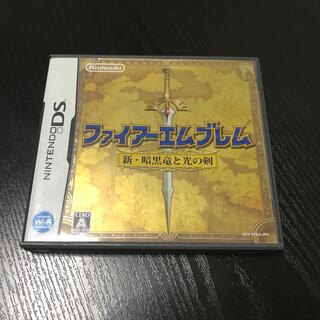 ニンテンドーDS(ニンテンドーDS)のファイアーエムブレム 新・暗黒竜と光の剣 DS(携帯用ゲームソフト)