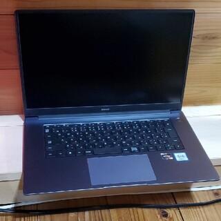 ファーウェイ(HUAWEI)のHUAWAI MateBook D15 Ryzen5 256GB(ノートPC)