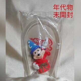 ミッキーマウス - 年代物 ディズニー コカ・コーラ ミッキー 魔法使いの弟子 ストロー 未開封