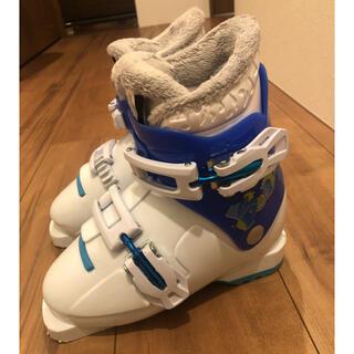 中古 スキー ブーツ 20cm キッズ スキー靴 子供用(ブーツ)