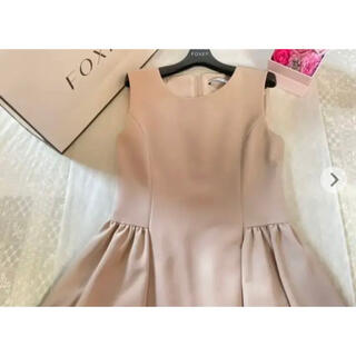 """FOXEY - フォクシーワンピース  新品 最新 DRESS """"CLASSIC FOXEY"""""""