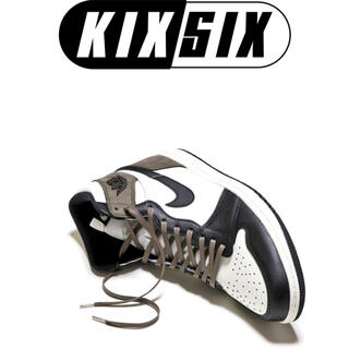 フリークスストア(FREAK'S STORE)のKIXSIX WAXED SHOELACE COCOA 140cm(スニーカー)