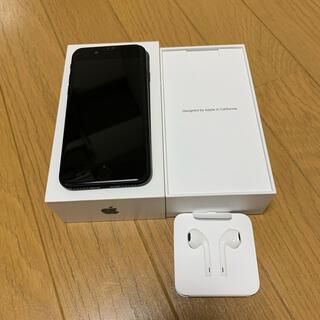 Apple - iPhone SE 第2世代 (SE2) ブラック 64GB SIMフリー
