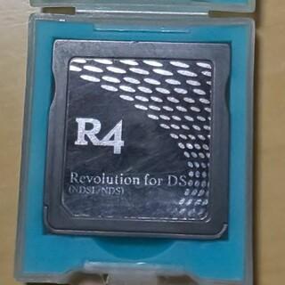 R4  DS(携帯用ゲームソフト)