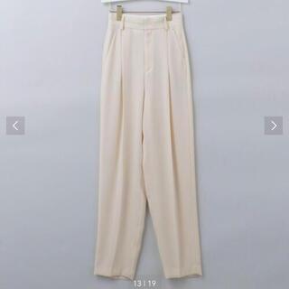 BEAUTY&YOUTH UNITED ARROWS - 6 (roku) GEORGETTE TUCK PANTS パンツ 34サイズ