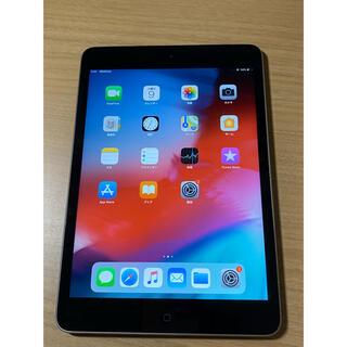 Apple -  iPad mini2 16GB cellular スペースグレイ