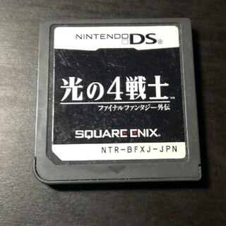 ★DS★光の4戦士  ファイナルファンタジー外伝(携帯用ゲームソフト)