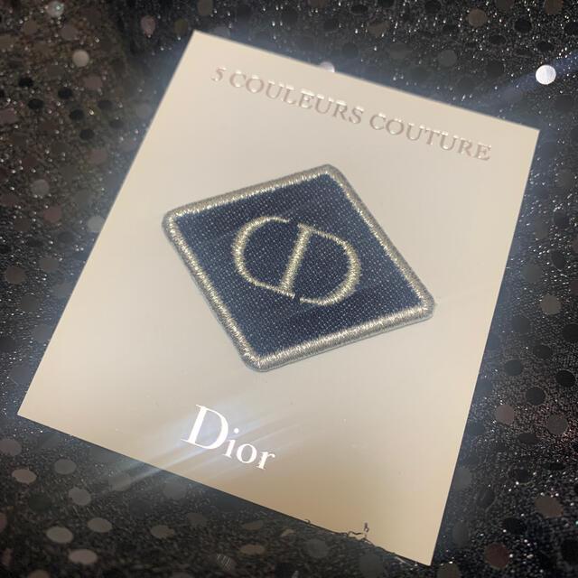 Christian Dior(クリスチャンディオール)のDior ワッペン エンタメ/ホビーのコレクション(ノベルティグッズ)の商品写真