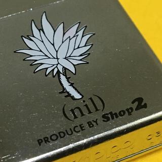 ジッポー(ZIPPO)のZIPPO 希少 shop2チューニング × nil 限定 新品未使用(タバコグッズ)