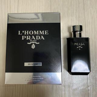 プラダ(PRADA)のPRADA HOMME  プラダ 香水(香水(男性用))