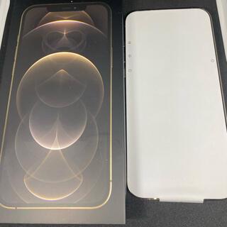 Apple - iPhone12 pro max ゴールド 128gb