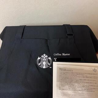 Starbucks black apron ブラックエプロン  スターバックス