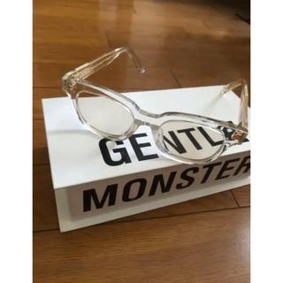 アンブッシュ(AMBUSH)のGentle Monster Dal Lake C1  クリアフレーム(サングラス/メガネ)