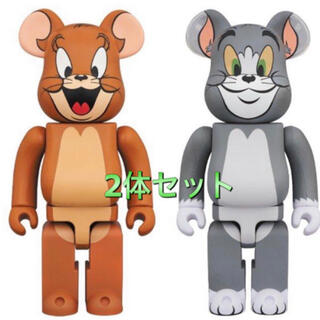 bearbrick tom jerry 400% セット