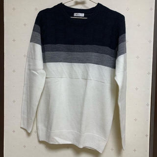 TAKEO KIKUCHI - TKキクチタケオ 長袖セーター ニット S新品未使用