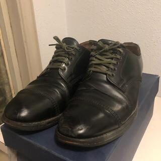 サンダース(SANDERS)のsanders military derby shoe サンダース 7.5(ドレス/ビジネス)