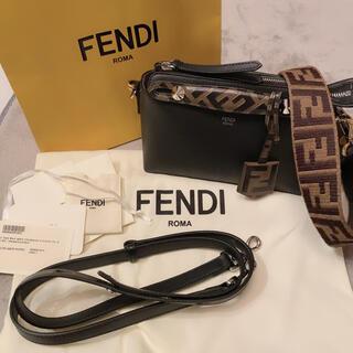 FENDI - FENDI ❤︎ バイザウェイ ミニ ❤︎ ストラップ付き