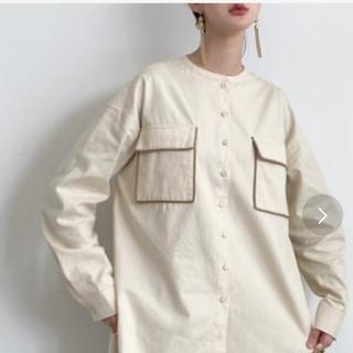 TODAYFUL - Neuna パイピングシャツ