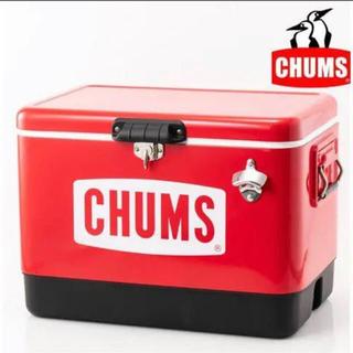 CHUMS - CHUMS チャムス STEEL COOLER BOX 54L