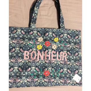 Bonpoint - 新品 未使用 ボンポワン  トートバッグ レッスンバッグ