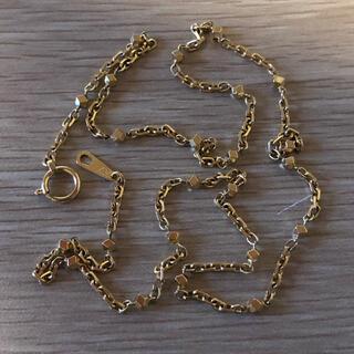 ネックレス K18
